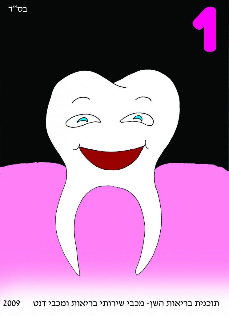 שן בשלב ראשון