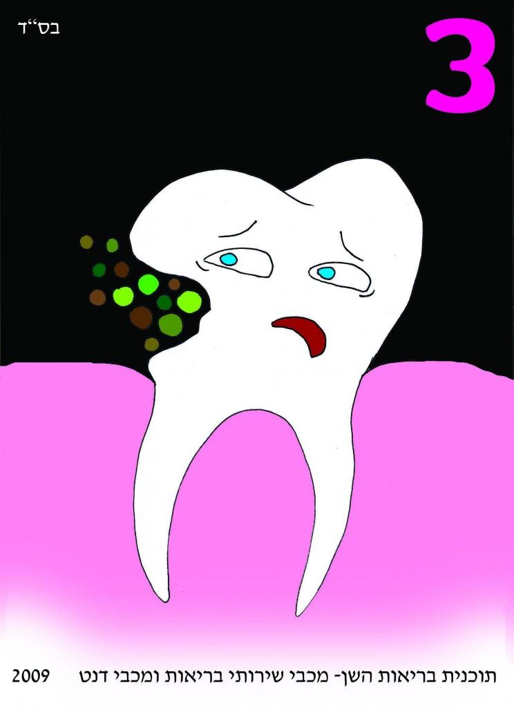 שן בשלב שלישי