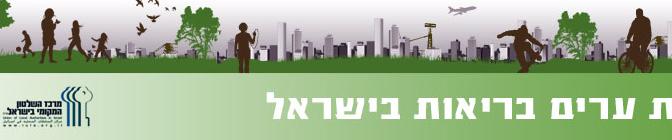 רשת ערים בריאות בישראל